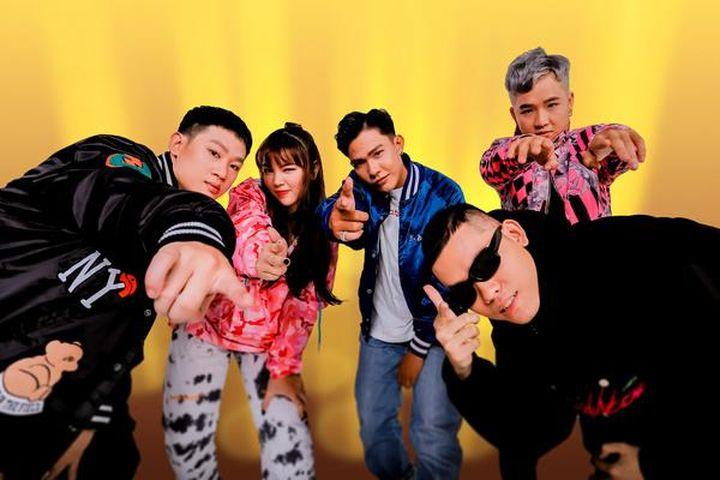 Urban Fu$e chính thức gia nhập cộng đồng Rap Việt Nam - Báo VietnamNet