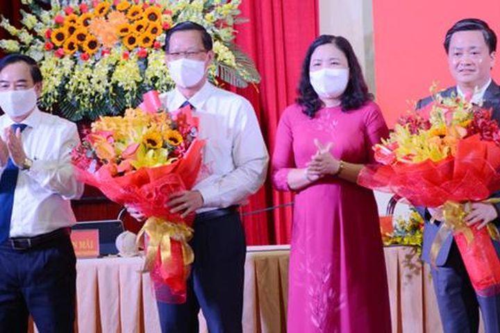 Nguyên Chủ tịch HĐQT Vietinbank làm Bí thư Tỉnh ủy Bến Tre - Báo Người Lao Động