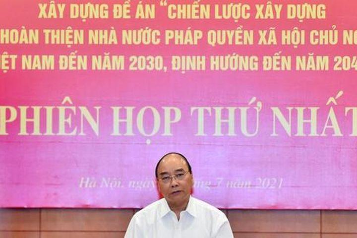 Chủ tịch nước: Đánh giá đúng mức xem 'chúng ta đang ở đâu và chúng ta phải làm gì' - Báo Tiền Phong