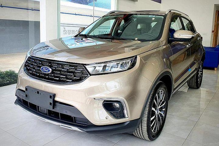 Ford Territory mới từ 1 tỷ đồng tại Campuchia, có về Việt Nam?