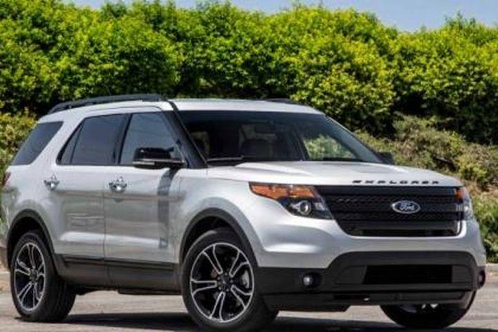 Ford triệu hồi Explorer do lỗi ở hệ thống treo sau