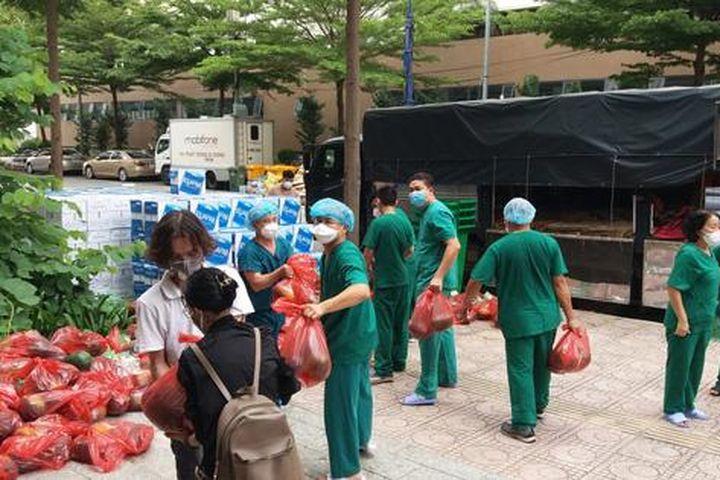TP HCM bảo đảm công tác điều trị cho F0 - Báo Người Lao Động