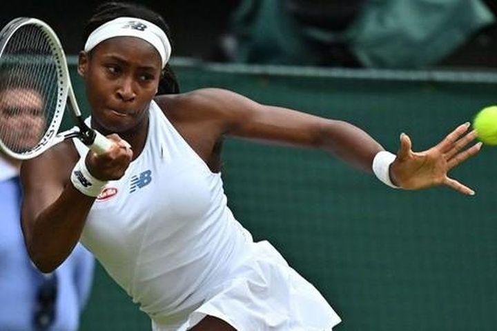Thần đồng quần vợt Mỹ lỡ Olympic Tokyo vì mắc COVID-19 - Báo Tiền Phong