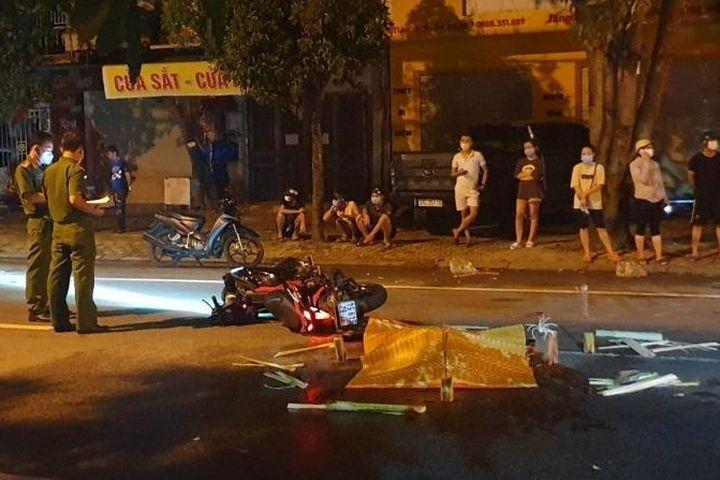 Truy tìm lái xe ô tô cán người tử vong rồi bỏ trốn - Báo An Ninh Thủ Đô