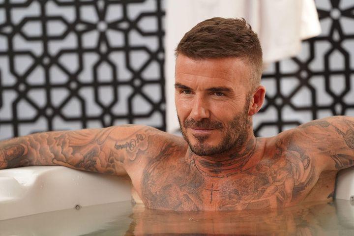 Hình xăm mới của David Beckham - Zing - Tri thức trực tuyến