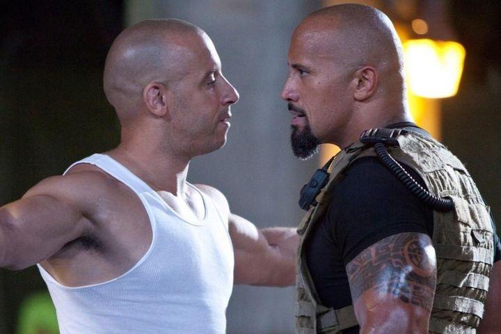 The Rock chế nhạo Vin Diesel - Zing - Tri thức trực tuyến