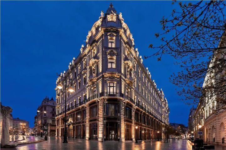 Cung điện 120 năm tuổi được dùng làm khách sạn - Zing - Tri thức trực tuyến
