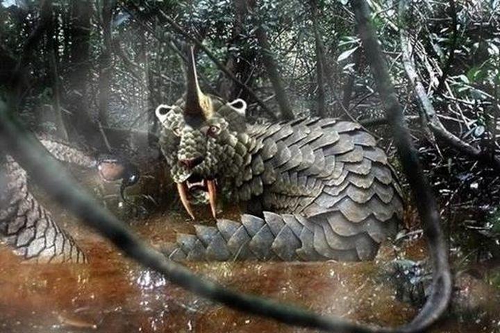 Loài quái vật ở châu Phi, đoạt mạng cả cá sấu - Chuyên trang Đất Việt - Báo Tri thức & Cuộc sống