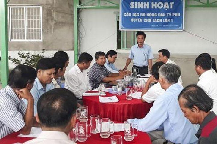 Nghe nông dân kể chuyện làm giàu - Báo Sài Gòn Giải Phóng