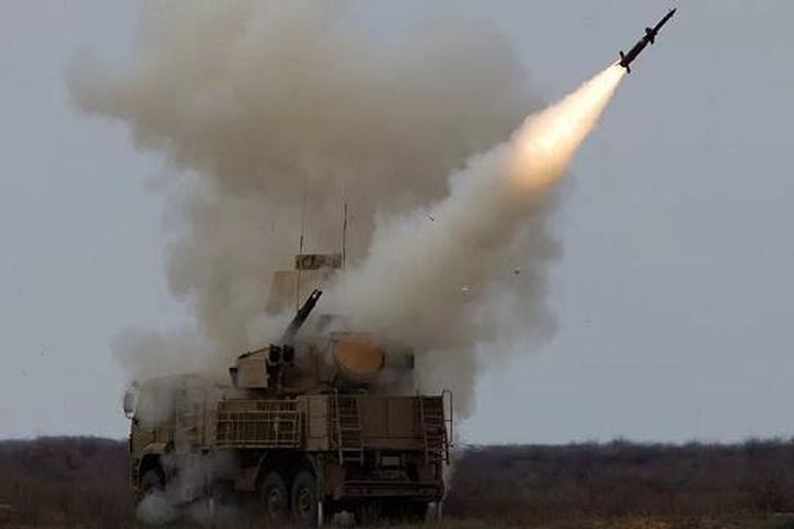 Syria công bố video hệ thống phòng không chặn mục tiêu nhắm vào Homs - Báo Giáo Dục & Thời Đại