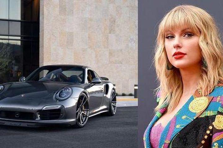 Nữ ca sĩ Taylor Swift thích gu xe hơi nào? - Báo Tiền Phong