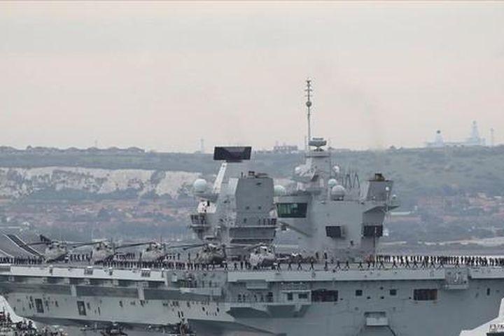 Hai tàu chiến Anh sẽ gây thêm áp lực lên Trung Quốc - Báo Tiền Phong