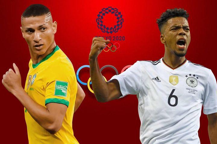 Kèo Brazil vs Đức: Đại chiến đỉnh cao - Báo VietnamNet