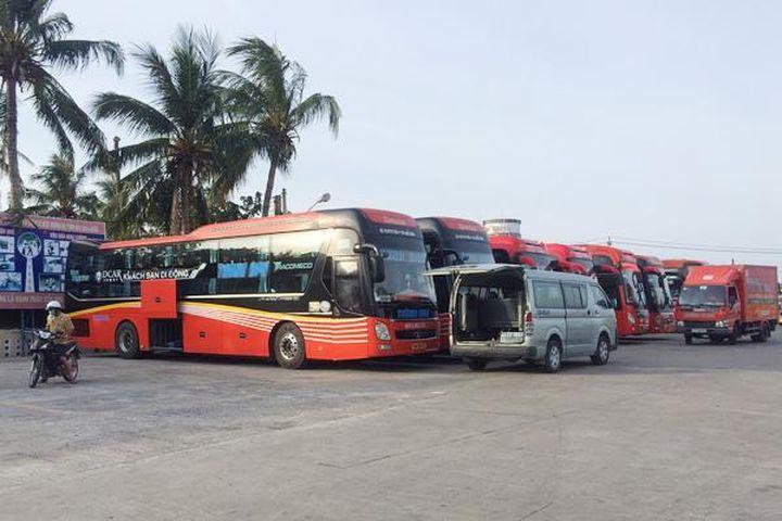 Phú Yên có 118 ca Covid-19 xuất viện, 50 xe chở người từ TP.HCM về - Báo VietnamNet