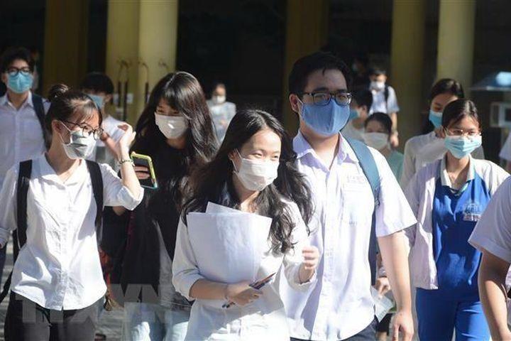 TP.HCM đề xuất xét đặc cách tốt nghiệp cho 3.234 thí sinh - Báo VietnamPlus