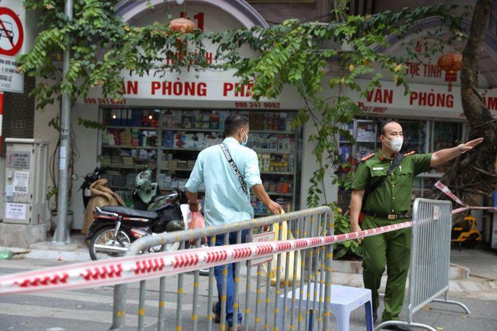 Sáng 22/7, Hà Nội ghi nhận thêm 17 ca mắc COVID ở 9 quận, huyện - Báo VietnamPlus