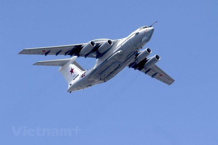 Không quân Nga triển khai 'radar bay' AWACS A-50U ở Bắc Cực - Báo VietnamPlus