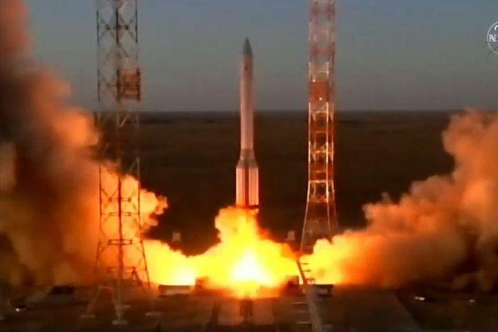 Xem Nga phóng phòng thí nghiệm đa năng lên trạm vũ trụ - Báo Tin Tức TTXVN