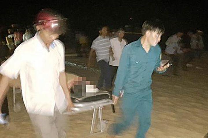Phú Thọ: 2 lãnh đạo cấp phòng tử vong do đuối nước trong đêm - Báo Phụ Nữ Việt Nam