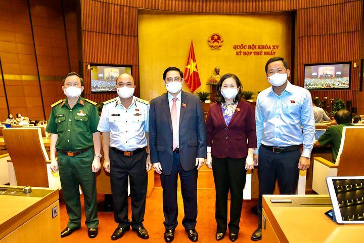 Bà Nguyễn Thị Yến tiếp tục giữ chức Trưởng Đoàn ĐBQH tỉnh - Báo Bà Rịa - Vũng Tàu