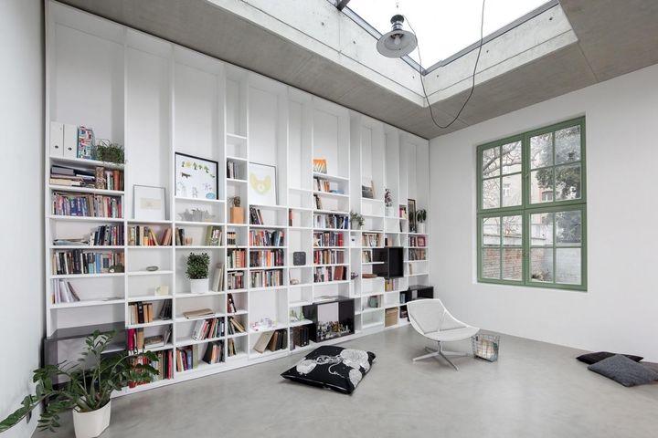 Mê mẩn với những ý tưởng thiết kế thư viện gia đình đầy sáng tạo - Báo VOV