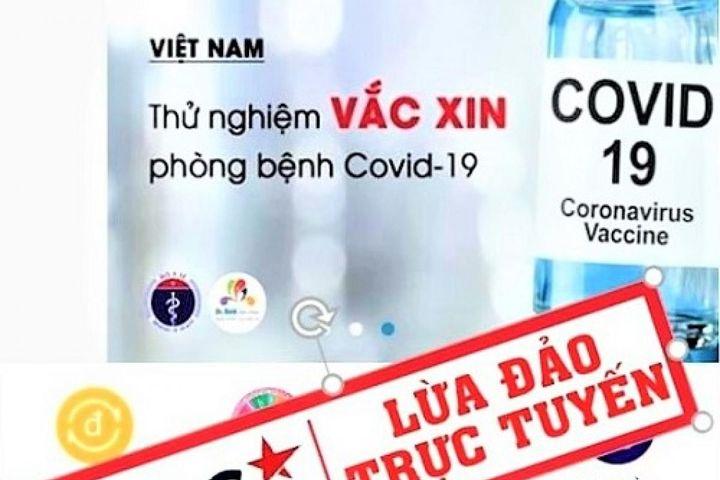 Nhiều chiêu thức lừa đảo trực tuyến xuất hiện thời COVID-19 - Báo VOV