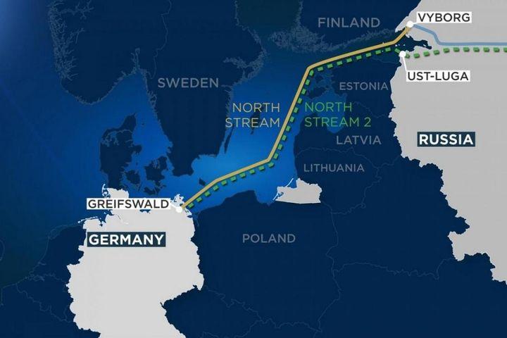 Ukraine bắt đầu tham vấn với EU và Đức về 'Dòng chảy phương Bắc 2' - Báo VOV