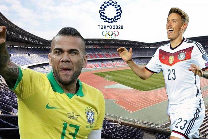 Dự đoán kết quả, đội hình xuất phát trận Olympic Brazil - Olympic Đức - Báo VOV