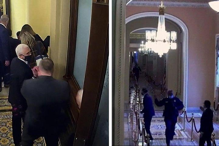 Vali hạt nhân của Tổng thống Mỹ suýt bị cướp trong cuộc bạo loạn đồi Capitol - Báo VTC News