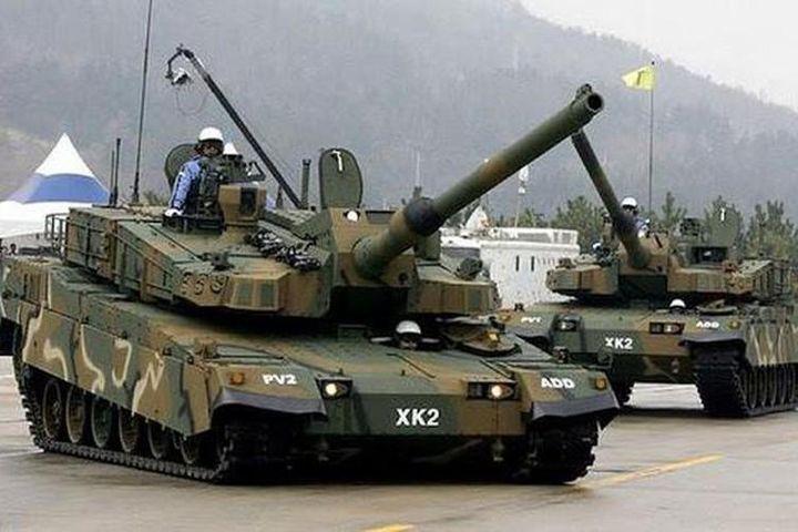 Loại xe tăng chiến đấu chủ lực nào mạnh nhất châu Á hiện nay? - Báo Tri Thức & Cuộc Sống