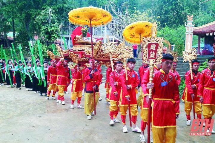 Khu Di tích lịch sử văn hóa, danh thắng Bàn Bù -điểm du lịch hấp dẫn - Báo Thanh Hóa