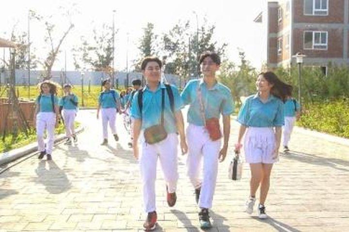 Sky-Line được vinh danh là Trường học công dân xanh - Báo Đầu Tư