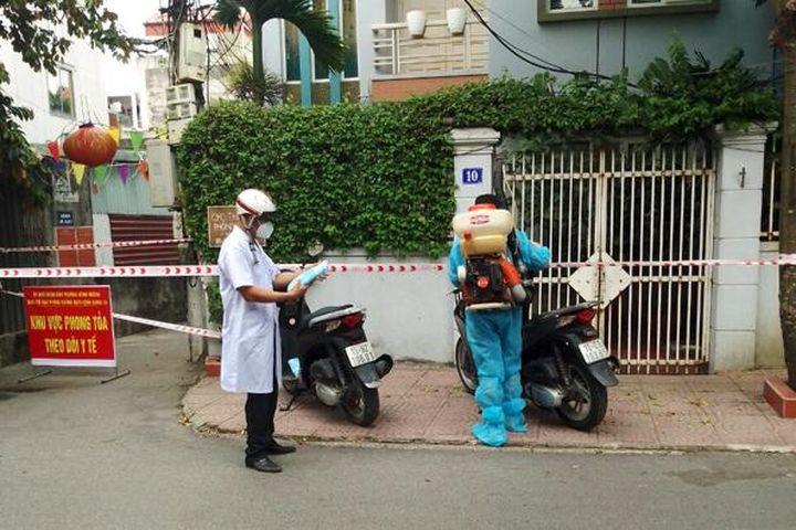 Hải Phòng ghi nhận 1 lái xe container từ Lạng Sơn về dương tính COVID-19 - Báo Pháp Luật TP.HCM
