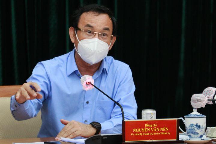 Bí thư TP.HCM: Thành phố mời bà con ngoại tỉnh ở lại tiêm vaccine - Zing - Tri thức trực tuyến
