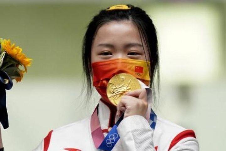 Kế hoạch thâu tóm HCV Olympic của Trung Quốc - Zing - Tri thức trực tuyến