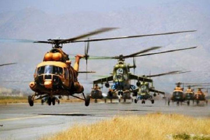Mỹ mở đường cho trực thăng Nga đến Afghanistan? - Chuyên trang Đất Việt - Báo Tri thức & Cuộc sống