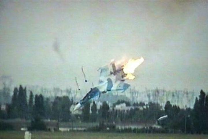Su-35 Nga rơi xuống biển khi làm nhiệm vụ - Chuyên trang Đất Việt - Báo Tri thức & Cuộc sống