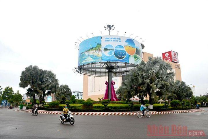 Giãn cách xã hội thành phố Phan Thiết theo Chỉ thị 16 từ ngày 2/8 - Báo Nhân Dân