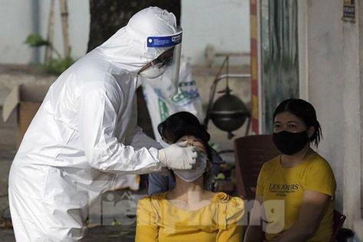 Sáng 1/8, Hà Nội có 18 trường hợp dương tính SARS-CoV-2 - Báo Tiền Phong