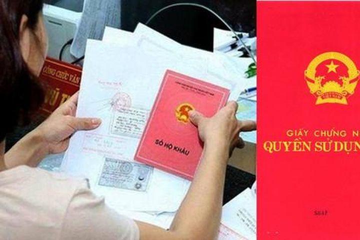 Từ 1/9, người dân có thể làm 'sổ đỏ' mà không cần giấy tờ chứng minh nhân thân - Báo Tiền Phong
