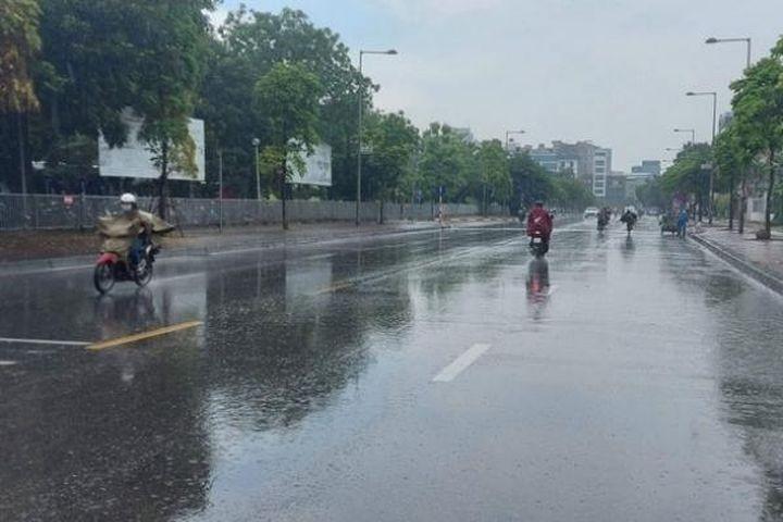 Bắc Bộ và Thanh Hóa mưa lớn, Trung Bộ nắng nóng gay gắt - Tạp chí Năng lượng Mới