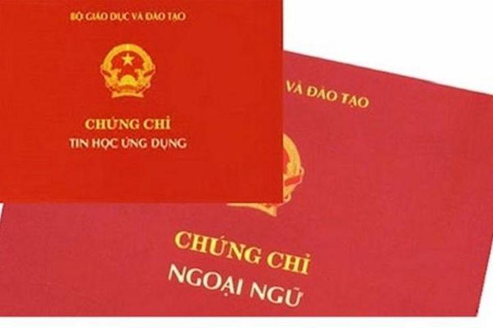 Chính thức bỏ chứng chỉ ngoại ngữ, tin học với công chức hành chính - Báo VietnamNet