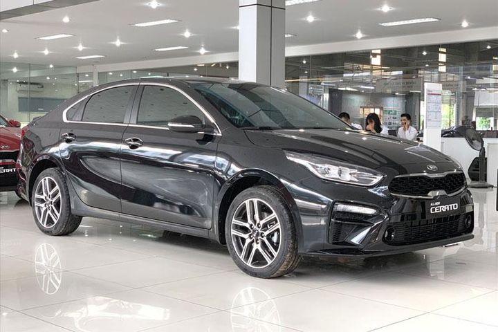 Bảng giá xe Kia tháng 8/2021: Thêm lựa chọn mới - Doanh Nghiệp Việt Nam