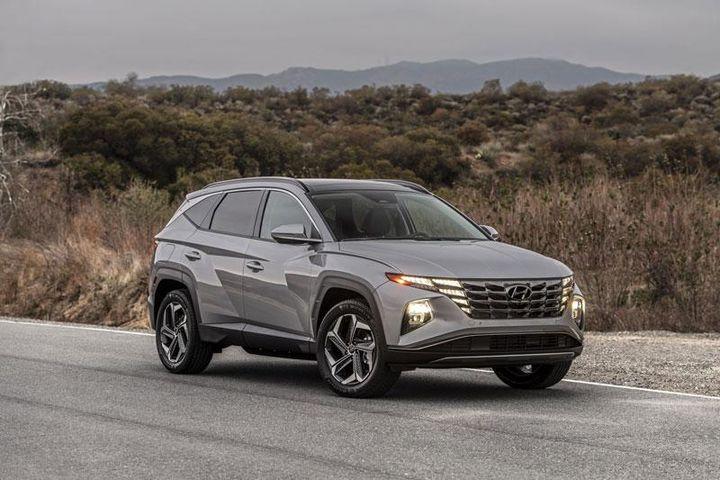 Top 10 xe SUV AWD tốt nhất năm 2021: Hyundai Tucson đứng đầu - Doanh Nghiệp Việt Nam
