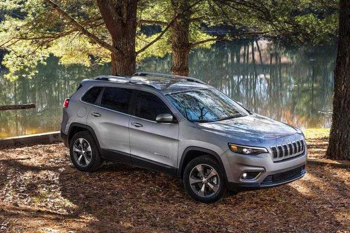 Jeep Cherokee 2021 sắp ra mắt Việt Nam có gì để cạnh tranh với Honda CR-V, Mazda CX-5? - Doanh Nghiệp Việt Nam
