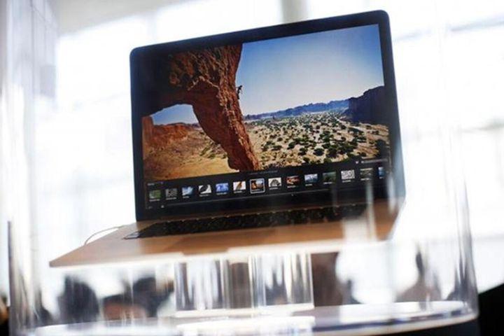 MacBook M1 bị phàn nàn màn hình dễ nứt - SaoStar