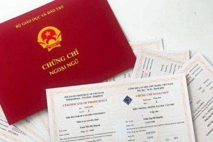 Từ 1/8, bỏ chứng chỉ tin học, ngoại ngữ đối với công chức - Báo Phụ Nữ Việt Nam