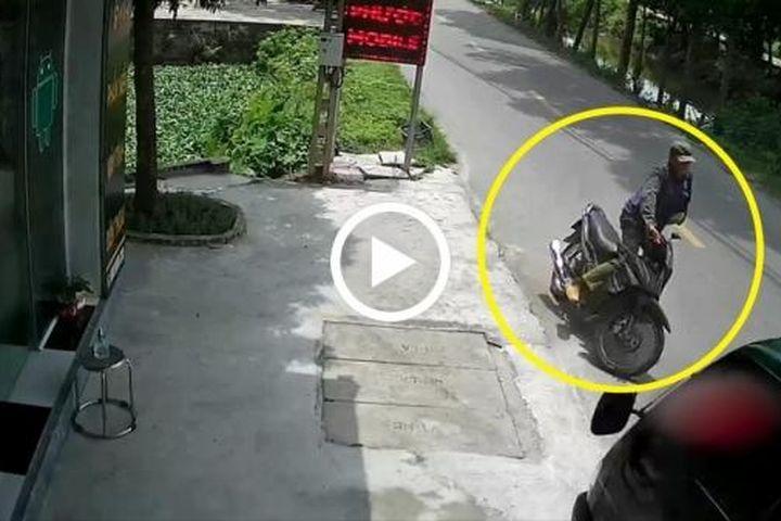 Người đàn ông nhanh trí 'nhảy' khỏi xe để thoát nạn - Tạp chí Thời Đại