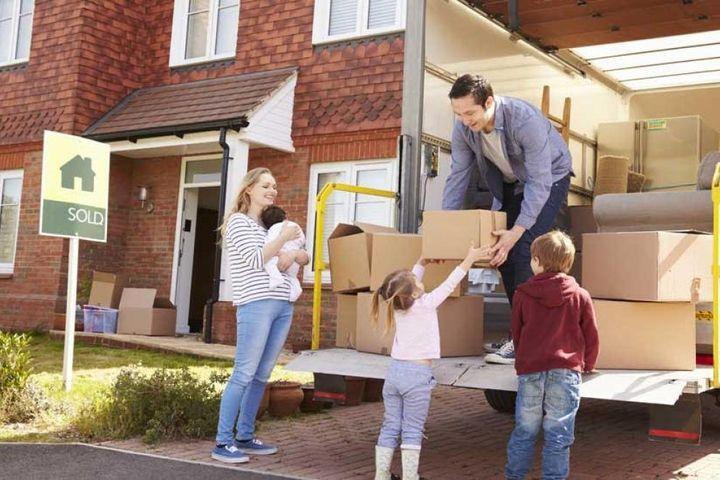 Một số mẹo cho việc chuyển nhà - Báo VOV