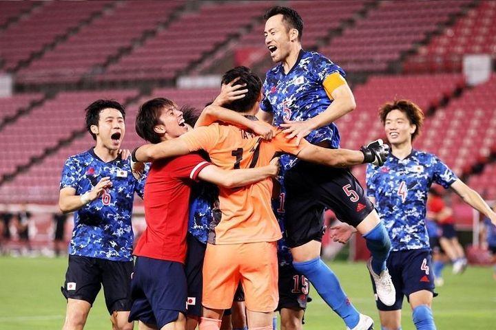 Vì sao bóng đá Nhật Bản thăng hoa ở Olympic Tokyo? - Báo VTC News